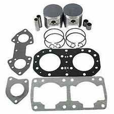 KAWASAKI 650 SX X2 JETMATE SC TS TOP END KIT GASKET PISTON KIT STD 1.0