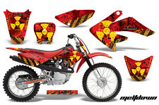 Honda Graphic Kit AMR Racing Bike Decal CRF 80/100 Decal MX Parts 2004-2010 MLTD
