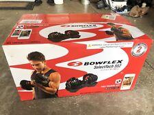 NEW! Bowflex SelectTech 552 Adjustable SINGLE Dumbbell (NOT PAIR) **SHIPS ASAP**