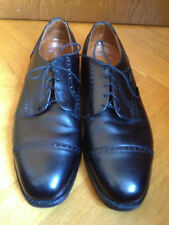 Allen Edmonds normalissime Scarpe Basse Business Pelle Nero US 12d EUR 45 UK 11