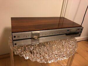 Bang & Olufsen - B&O - BeoMaster 5000 Tuner - Rosewood - Designer: Jacob Jensen