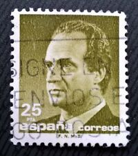 Spain stamps - King Juan Carlos I - 1990 25 peseta