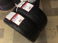 2 x MRF 195/50R16 195 50 16 ZTA Asphalt tarmac rally tyres FIA Spec