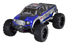 Redcat Racing Volcano EPX Electric RC Truck 1/10 Scale - 4x4 Waterproof - BLUE