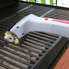 Nettoyant Electrique Barbecue Grille Poils Métal Comprend Grattoir Nouvelle