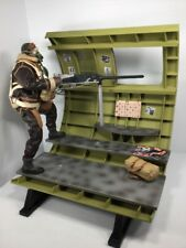 1/6 DRAGON/21ST B-17 US 8TH AIR FORCE FUSELAGE & .50 CAL WAIST-GUNNER WW2 BBI