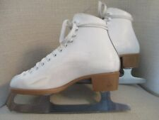 Riedell Figure Skates, Size 1