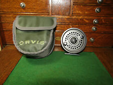 Orvis Battenkill Disc 10/11 Fly Fishing Reel ( about new W/ Case made in England