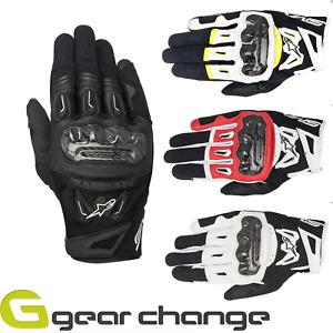 Alpinestars SMX-2 Air Carbon V2 Motorcycle Gloves