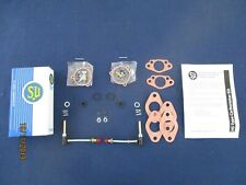 MG MIDGET HS2 TWIN SU CARB CARBURETTOR SERVICE KIT