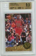 Michael Jordan 1992-93 Ultra Award Winners BGS 9.5