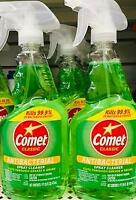 2Pk Comet Classic ANTIBACTERIAL Spray Cleaner 16oz ~ FAST FREE XPD SHIPPING ! ~