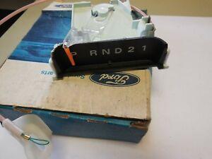 NOS 1974 - 1978 Ford LTD Automatic Transmission Selector Indicator D7AZ-7A110-A