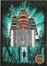 Dr Doctor Who Daleks 2150AD Film Cell Card - Unstoppable Cards [ Variant 7 ]