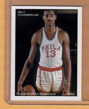 Wilt Chamberlain, '62 scored 100 points in a game, rare NYC cab card, mint cond