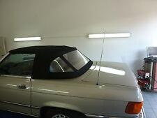Mercedes Benz original Hirschmann mechanische Antenne Heck SL R 107 W 107