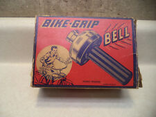Bike-Grip Bell Handlebar Grip Bell Magna Products Group New York, Ny 1950's