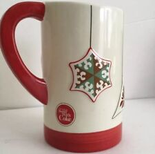 Coca Cola Mug Christmas Coffee Cup #4068 Ornament Mug #4068 NEW! Coke Drink