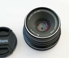 7artisans Sony E Mount 25mm f1.8 Manual Focus Lens - Minty