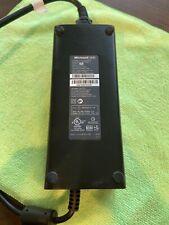 Xbox 360 S Slim Power Supply AC Adapter w/ Cord Official Genuine OEM Microsoft