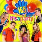 Hi-5-It's A Party-CD-2000 Sony Music Australian issue-includes Karaoke-NEW