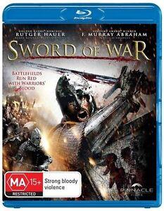 Sword Of War (Blu-ray, 2011)**LIKE NEW **F Murray Abraham*