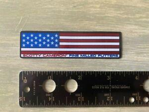 2021 Scotty Cameron US Open Sticker Red White Blue USA Flag Sticker Large