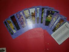 LOT OF 37 BELLA SARA MAGICAL FRIENDS SERIES 6 COMPLETE COMMON CARD SET