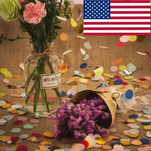 Balloon Filling Confetti Table Scatter Decoration Party Wedding US STOCK