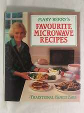 Favourite Microwave Recipes, Mary Berry, Excellent Book
