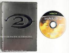 Jeu coffret metal HALO 2 sur XBOX francais game spiel juego gioco steelbook  #1