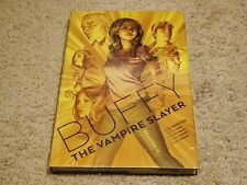 Boom - Buffy Tvs Season 11 Library Edition Vol. 1 Hc - Sealed & Oop - Rare!