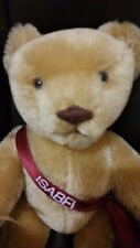 "12"" Bear Lmt 51/2500 Isabel by John Axe Merrythought Made england"