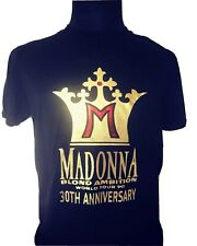 madonna t shirt Blond Ambition Tour 30th Anniversary Medium