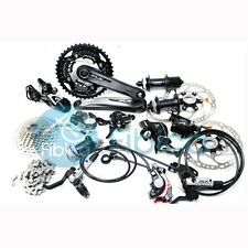 New Shimano SLX M670 M675 3x10-speed MTB Bike Ice Tech Full Group set Groupset