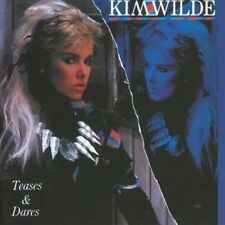 Teases & Dares by Kim Wilde (CD, Jul-2010, 2 Discs, Cherry Red)