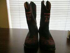 Sale $3 Off! Texas Tech Boots Size 1 1/2