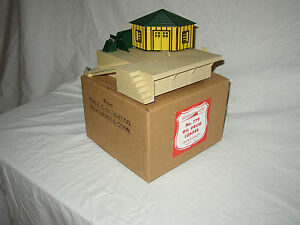 NEW ITEM!   AMERICAN FLYER 779 BARREL LOADER BOX WITH INSERT ONLY REPRO
