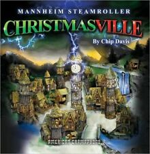 Mannheim Steamroller - Christmasville [New and Sealed CD]