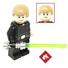 Lego Star Wars Luke Skywalker Jedi Knight minifigure from set 75093