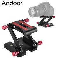 Z-Type Camera Tripod Flex Pan Tilt Ball Head Desk Holder Mount Rail Stabilizer