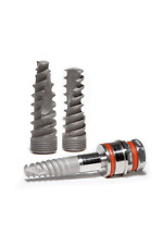 10X Dental Titanium Spiral Implant - ALAR SPIRAL IMPLANT - original brand