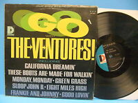 The Ventures Go With 1966 Stereo Record Dolton BST 8045 Original Pressing