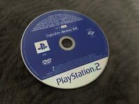 PS2 PlayStation 2 / ops2m demo 64 / SCED-53167