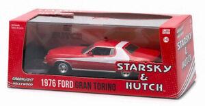 Ford Gran Torino 1976 - Starsky and Hutch 1:43 (Greenlight 86442)
