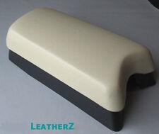 BMW Z4 Roadster & Coupe Armrest Console! E85 E86 Z4 BMW! Beige Leather & Black