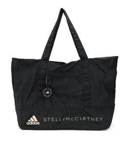 NEW Stella McCartney & addidas black large workout bag RRP £90 Eco-friendly