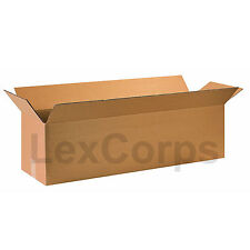 20 Qty 36x10x10 SHIPPING BOXES LC Mailing Moving Cardboard Storage Packing