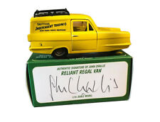 Only Fools and Horses Boyce Autos Trotter Van Each Box Signed By John Challis