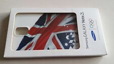 Genuine Samsung Galaxy Note 3 Battery cover Limited Edition UK FLAG